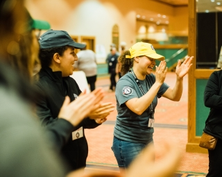 AmeriCorps Member Team Building Exercise